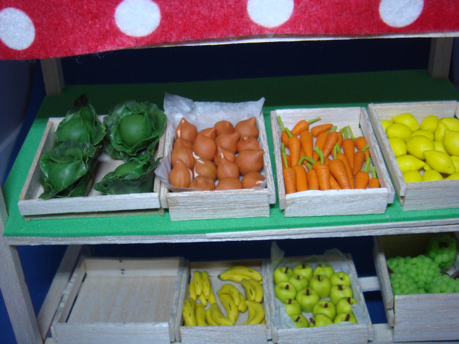 My new market stall by Carlsbergensis