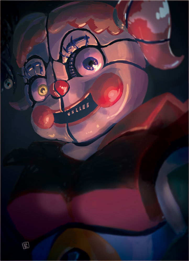 Circus BABY by samejimachich