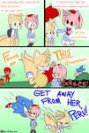 Random Sonic Comic