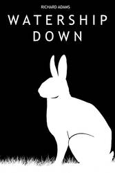Book cover - Watership down