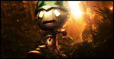[LoL Signature Series] Sad Robot Amumu