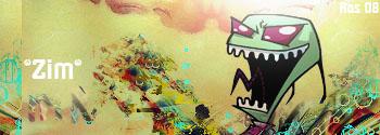 signage Zim by KlizMo