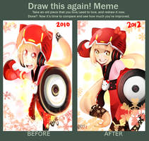 Improvement meme