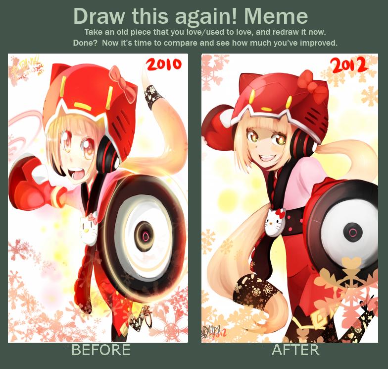 Improvement meme by ThatlooserLulu