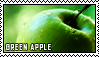 Greenapple by xaffein