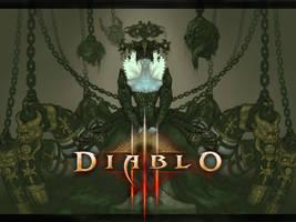 Diablo III Wallpaper by Lustild