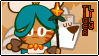 [STAMP] Tiger Lily Cookie by TacoTigay