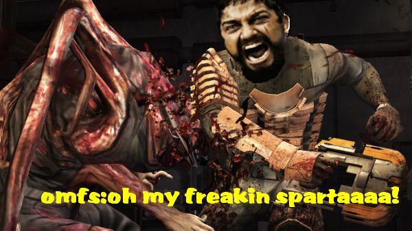 dead sparta by maiikino