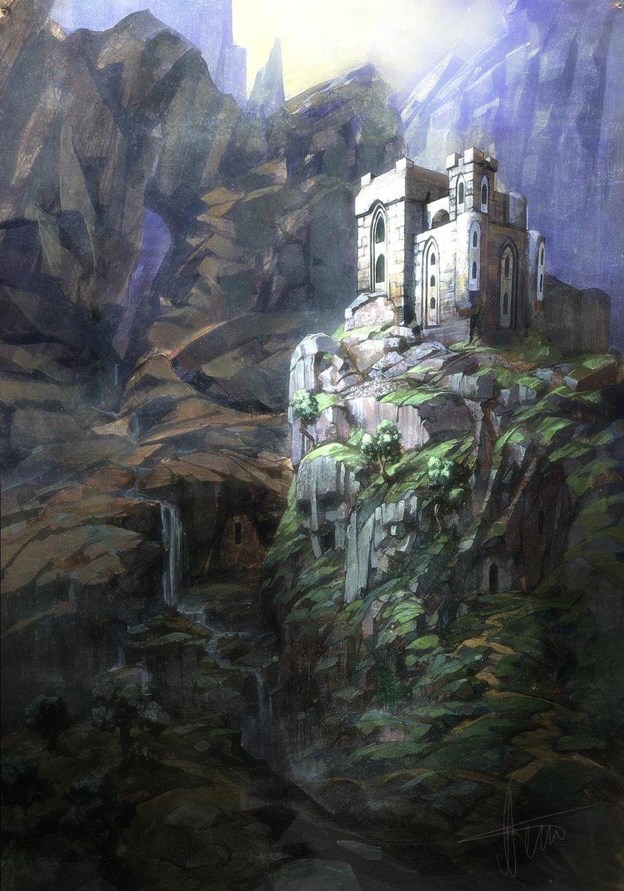 Abandoned place by APetruk