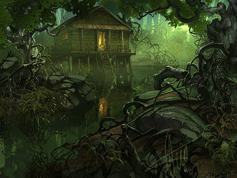 Witch House by APetruk