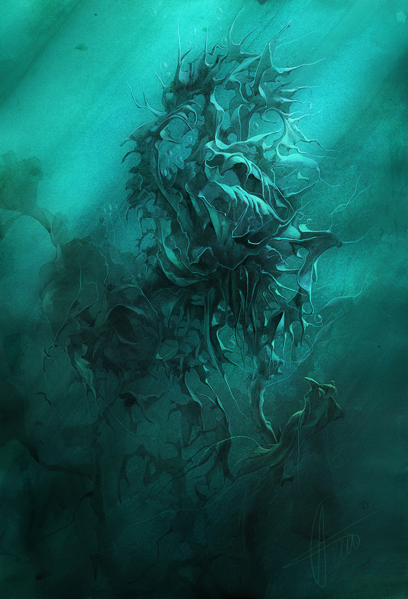 Underwater garden by APetruk