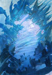 Turquoise portal