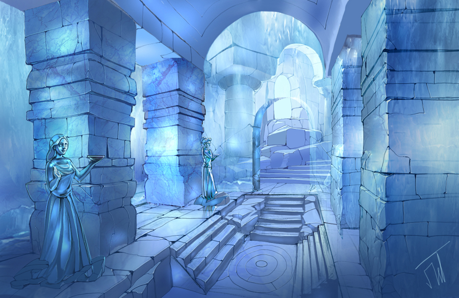Ice Castle By APetruk On DeviantArt