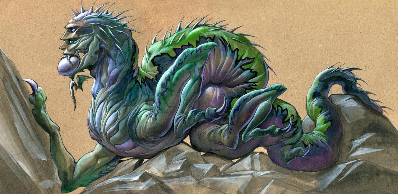 Dragon by APetruk