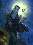 Vampire by APetruk