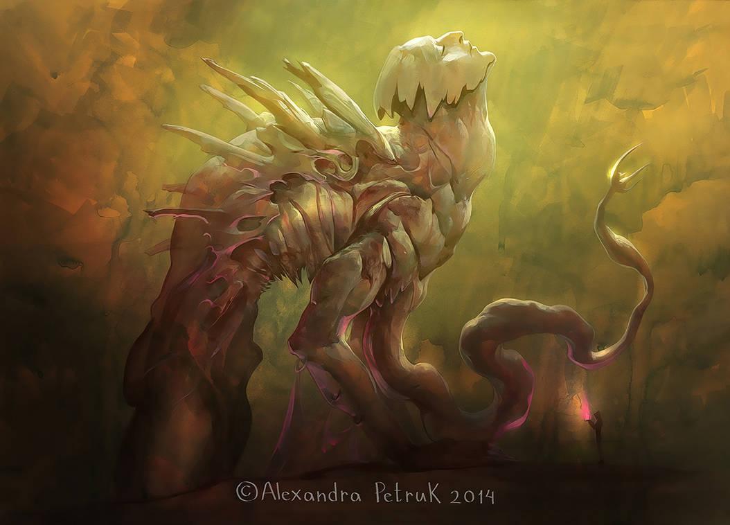 Summoning the Angel by APetruk