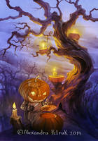 Halloween Mood by APetruk