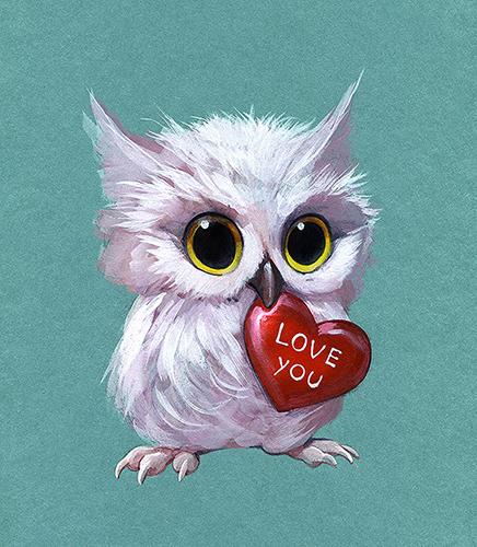 White Owl by APetruk