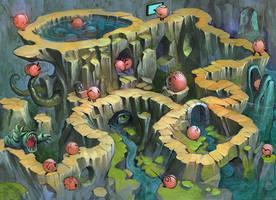Unsteady ways of little round balls by APetruk