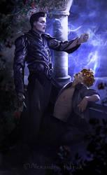 Vampire's rite by APetruk