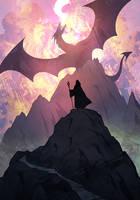 Dragon spell by APetruk