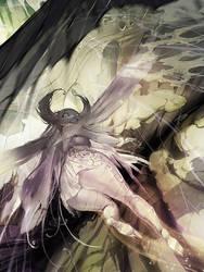 Silver fairy by APetruk