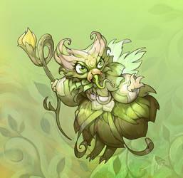 Plant Fairy by APetruk