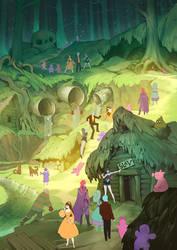 Orange Princess adventures Page 16 - Slav