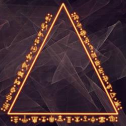 The triangulum vocare of the ravens of antimony by WolfOfAntimony