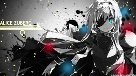 Sword Art Online Alicization Alice Zuberg by kurome0