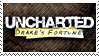 .:Uncharted D'sF - Stamp:. by WhiteKimahri