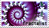 Fractalist stamp by WhiteKimahri