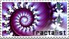 Fractalist stamp by WhiteKimahri