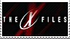X-Files stamp by WhiteKimahri