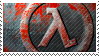 Half-life stamp by WhiteKimahri