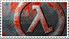 Half-life stamp by WhiteKimahri