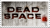 Dead space 2 stamp by WhiteKimahri