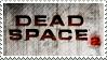 Dead space 2 stamp by WhiteKimahri