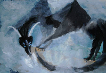 Dragon by keberin