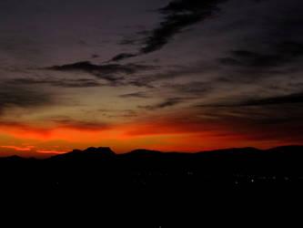 Sunset by keberin