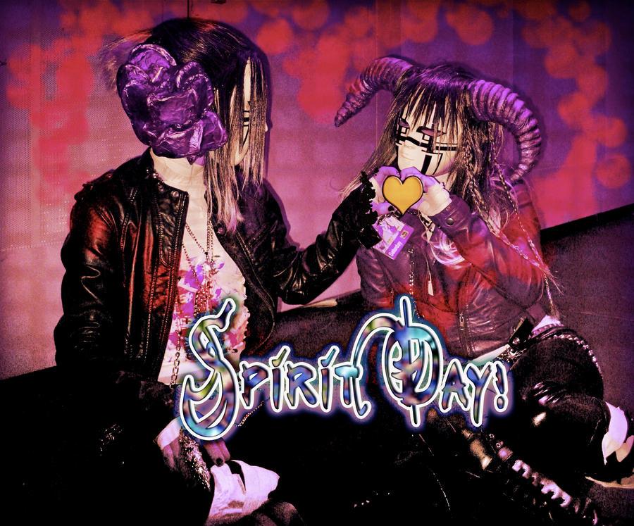 Spirit Day by Mamo-theta