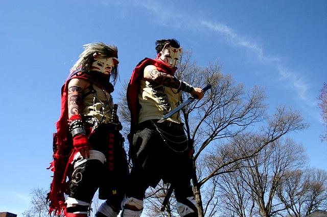 ll remake the an...Cool Anbu Mask Designs