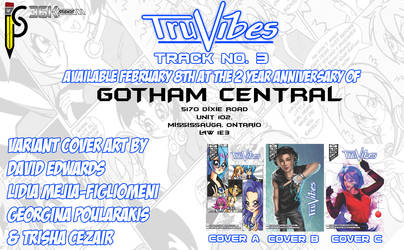 Tru Vibes 3 At Gotham Central