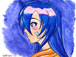 Jessie Water Color Practice by the-kid36