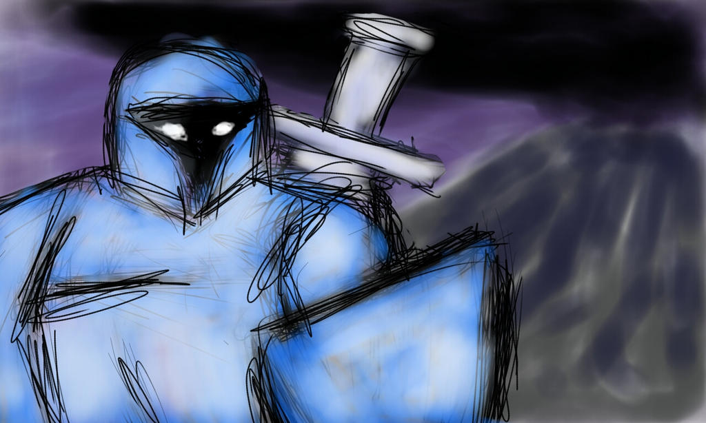 Knight by AnywayTheWindbro