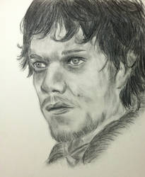 Theon Greyjoy by WoWLinry
