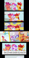 How One Gets A Cutie Mark..