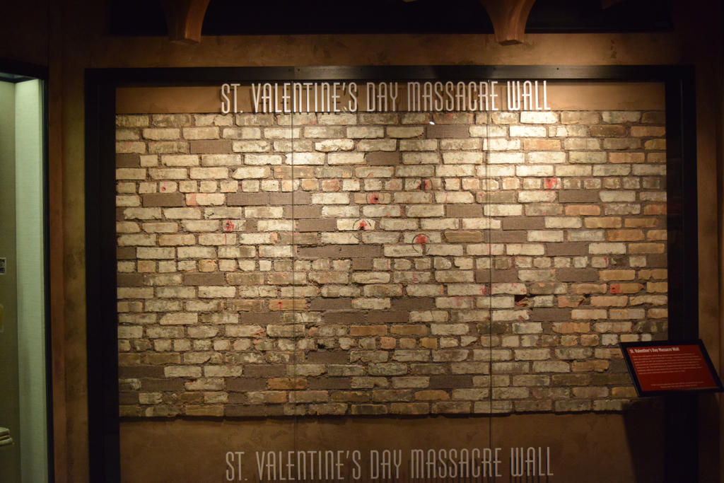 St. Valentineu0027s Day Massacre Wall By Annonmyous ...