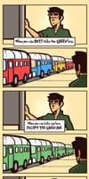 Bus-turds