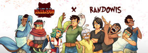 New Channel Banner! by RandoWis